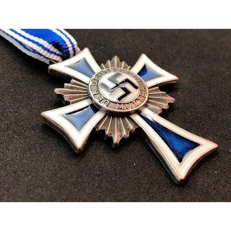Erekruis van de Duitse moeder zilver