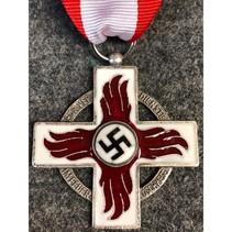Nazi fire brigade medal