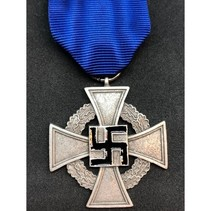 25 year service medal