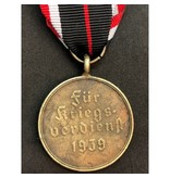 Duitse dienst 1939 medaille