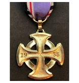 Anti-aircraft medal 1ᵉ Klasse