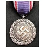 Luchtafweer dienst medaille 2ᵉ Klasse