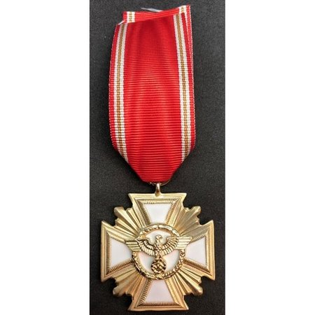 NSDAP 25 year service medal 1ᵉ Klasse