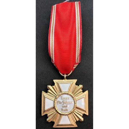 NSDAP 25 jaar dienst medaille 1ᵉ Klasse