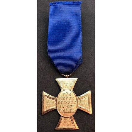 Nazi polizei 25 year service medal 1ᵉ Klasse