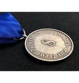 Nazi politie 8 jaar dienst medaille 3ᵉ Klasse