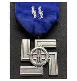SS 12 jaar dienst medaille