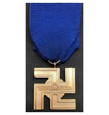 SS 25 year service medal