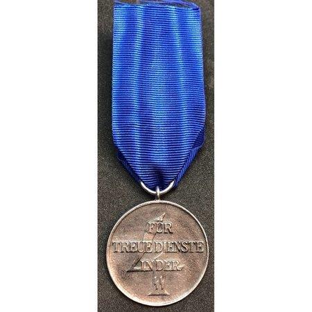 SS 4 jaar dienst medaille