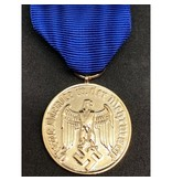 Wehrmacht 12 year service medal