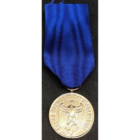 Wehrmacht 12 jaar dienst medaille