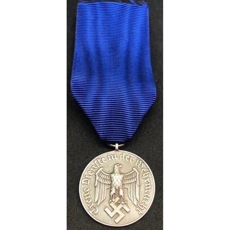 Wehrmacht 4 jaar dienst medaille