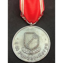 I.SS-Panzerkorps medal