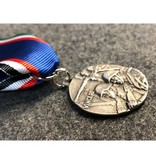 Twee volken één oorlog medaille