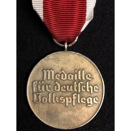 Maatschappelijke zorg medaille