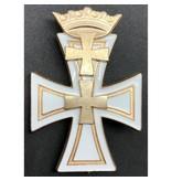 Danzig kruis broche
