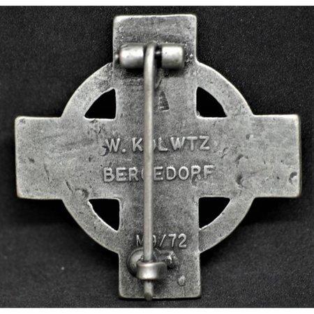 Nazi brandweer broche