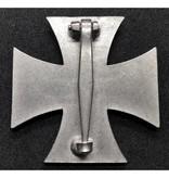 IJzeren kruis broche 1ᵉ Klasse type 2
