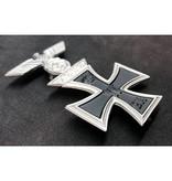 iron cross and eagle broche