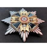 NSDAP grote kruis ster broche