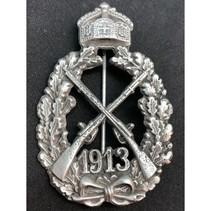 Infantry 1913 assault badge