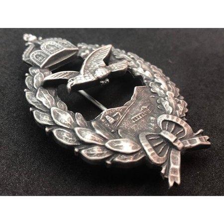 Pilot WW1 badge