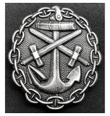 Marine verwonding badge