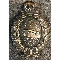 Panzer WO1 badge