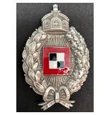 Vliegtuig observatie officiers badge