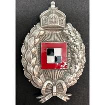 Plane observer badge