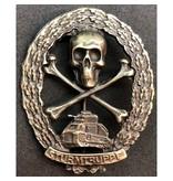 Panzer sturmtruppe WO1 badge