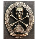 Panzer sturmtruppe WW1 badge