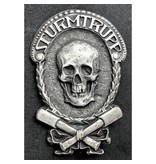 Sturmtrupp badge zilver