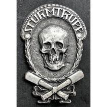 Sturmtrupp badge zilver