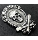 Sturmtrupp badge silver
