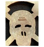 Sturmtruppen badge gold