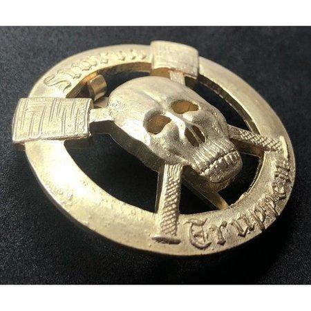 Sturmtruppen badge goud