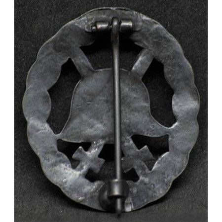 Infanterie verwonding 1915-1918 badge zwart
