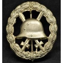 Infanterie verwonding 1915-1918 badge goud