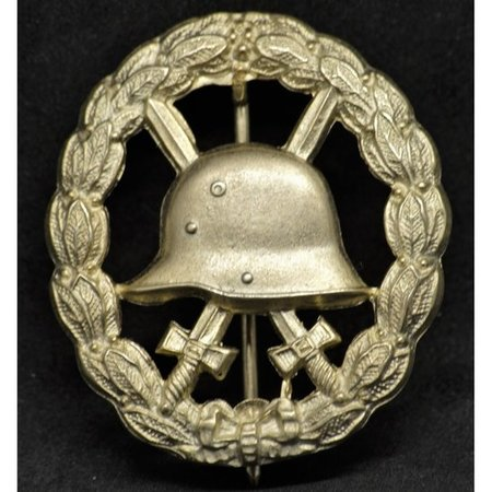 Wounded in combat 1915-1918 badge gold