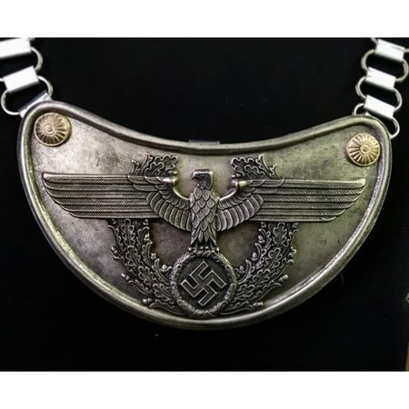 Wehrmacht gorget (langere bezorgtijd)