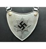 Luchtafweerbond 1937 gorget (langere bezorgtijd)