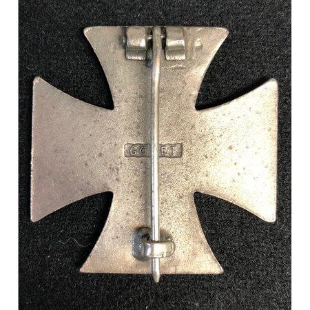 IJzeren kruis 1870 broche 1ᵉ Klasse