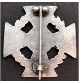 Oorlog dienst kruis 1914-1918 broche