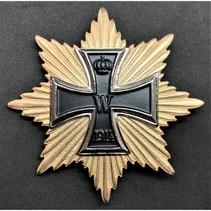 Iron cross 1914 (Hindenburg) star broche