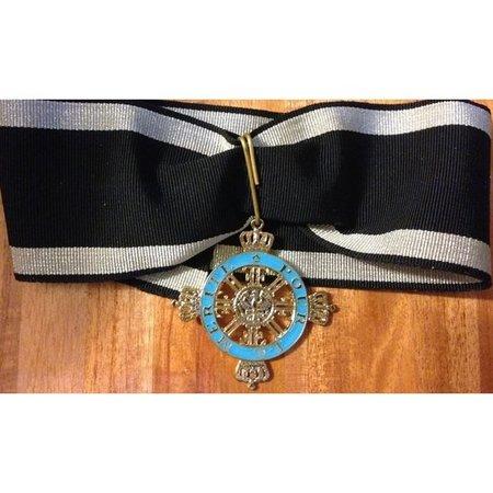 Pour le Mérite staatsdienst medaille