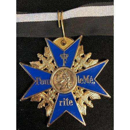 Pour le Mérite medal