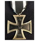 IJzeren kruis WO1 medaille 2ᵉ Klasse