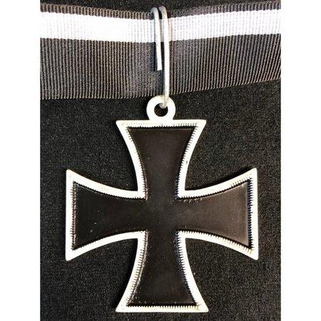 IJzeren kruis grootkruis WO1 medaille zwart