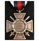 Hindenburg cross medal